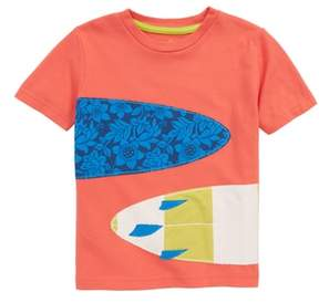 Boden Mini Applique T-Shirt