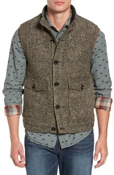 Jeremiah Men's Sanford Herringbone Vest