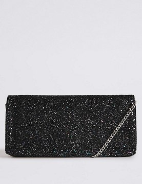 Marks and Spencer Elongated Clutch Bag