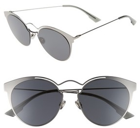 Christian Dior Women's Nebuls 54Mm Sunglasses - Dark Ruthenium