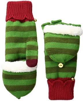 San Diego Hat Company KNH3474 Elf Stripe Gloves Extreme Cold Weather Gloves