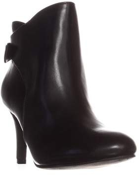 Alfani A35 Fawwn Ankle Booties, Black.