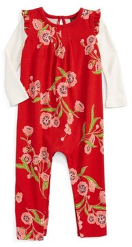 Tea Collection Infant Girl's Rowan Romper