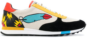 Bally x Swizz Beatz trainers