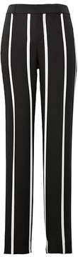 Banana Republic Avery Straight-Fit Stripe Pant