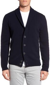 John Smedley Men's Slim Fit Merino Wool & Cashmere Cardigan