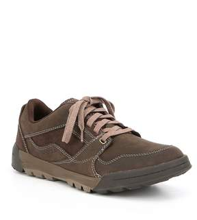 Merrell Men's Traveler II Lace Nubuck Leather and Suede Sneakers
