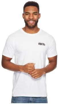 O'Neill Enemy Short Sleeve Screen Tee Men's T Shirt
