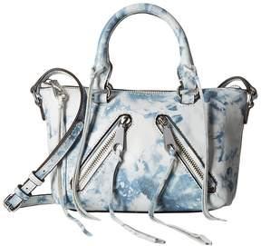 Rebecca Minkoff Micro Moto Satchel Satchel Handbags - TIE-DYE - STYLE