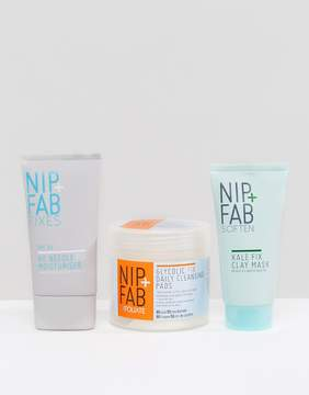 Nip + Fab Nip+Fab NIP+FAB Brighten Purify & Protect Set -