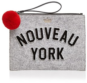 kate spade new york Nouveau York Bella Pouch