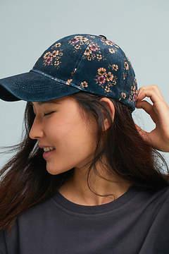 Anthropologie Chenshan Garden Baseball Hat