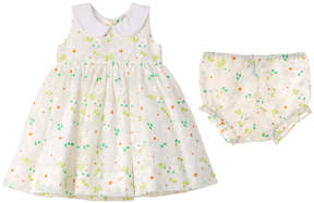 Baby CZ Print Dress