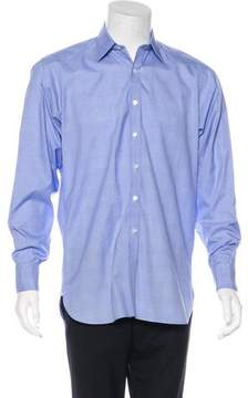 Turnbull & Asser French Cuff Dress Shirt