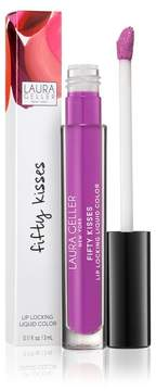 Laura Geller New York Fifty Kisses Lip Locking Liquid Color - Orchid Love