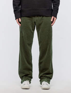 Ami Large Fit Trousers