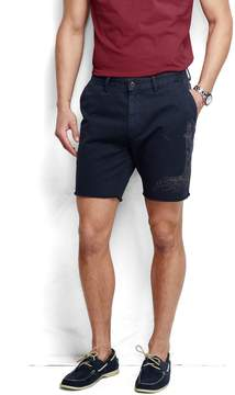 Lands' End Lands'end Men's 8 Cutoff Casual Chino Shorts