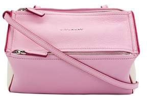 Givenchy Women's Pink Leather Shoulder Bag.
