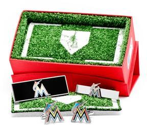 Ice Miami Marlins 3-Piece Gift Set