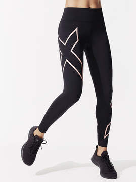 2XU Bonded Mid-Rise Compression Tights