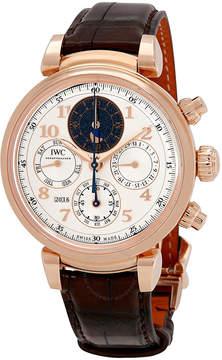 IWC Da Vinci Silver Dial Automatic Men's Perpetual Calendar Watch