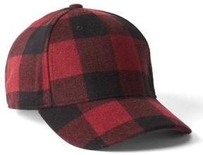Gap Flannel baseball hat