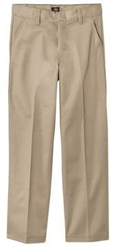 Dickies Little Boys' Classic Fit Flat Front Slim Pants