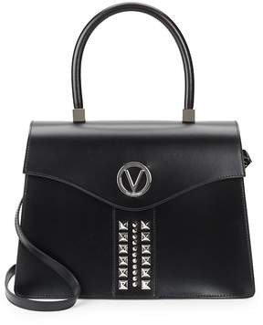 Mario Valentino Valentino by Women's Anais Soave Leather Satchel