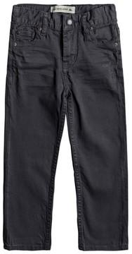 Quiksilver Toddler Boy's Distorsion Slim Fit Jeans