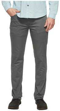Kenneth Cole Sportswear Slim Sateen Five-Pocket Pants Men's Casual Pants