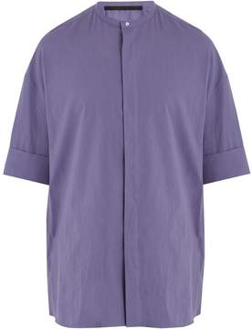 Haider Ackermann Oversized cotton shirt