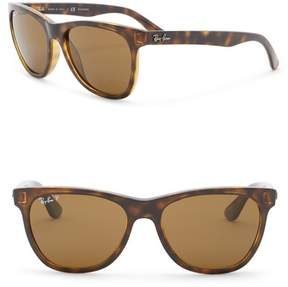 Ray-Ban Wayfarer 54mm Polarized Sunglasses