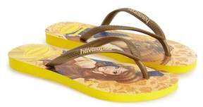 Havaianas Disney Princess Flip Flop (Toddler & Little Kid)