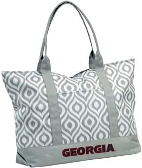 NCAA Logo Brand Georgia Bulldogs Ikat Tote