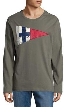 Nautica Cotton Long Sleeve Sweatshirt
