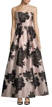 Decode 1.8 Floral-Printed Fit-&-Flare Dress