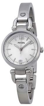 Fossil Women's ES3269 Georgia Stainless Steel Watch, 26mm