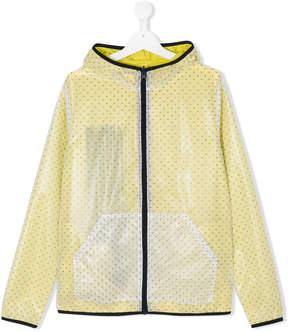 Emporio Armani Kids teen lightweight jacket