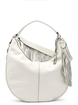 Vince Camuto Hil Leather Hobo Bag