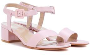 Maryam Nassir Zadeh Sophie patent leather sandals