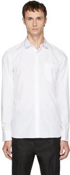Kolor White Classic Pocket Shirt