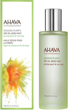 Ahava Prickly Pear & Moringa Dry Oil Body Mist
