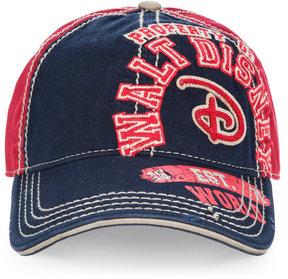 Disney Walt World Collegiate Baseball Cap for Adults