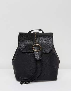 Pieces Backpack With Stud Detail