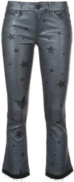 RtA Exclusive Cropped Flared Star Pants