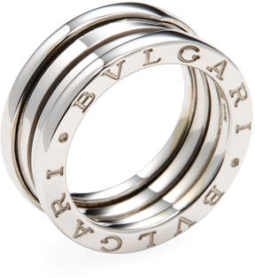 Bulgari Women's Vintage B.Zero1 Two Band Ring