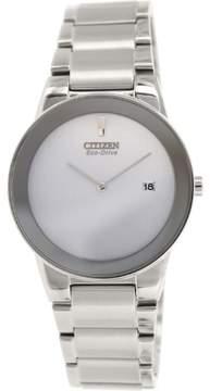Citizen Axiom AU1060-51A White Dial Watch