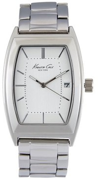 Kenneth Cole Stainless Steel Mens Watch 10019422