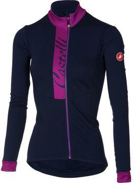 Castelli Sorriso Full-Zip Jersey - Long-Sleeve