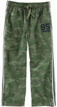 Osh Kosh Boys 4-12 Poplin Wind Pants